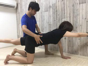 身体を引き締める体幹トレーニング